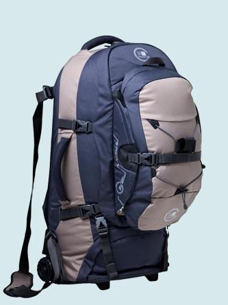 自助旅行背包
